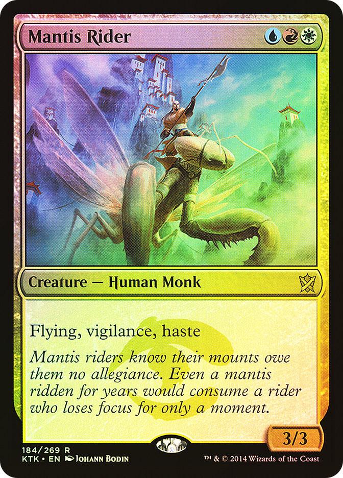 Mantis Rider