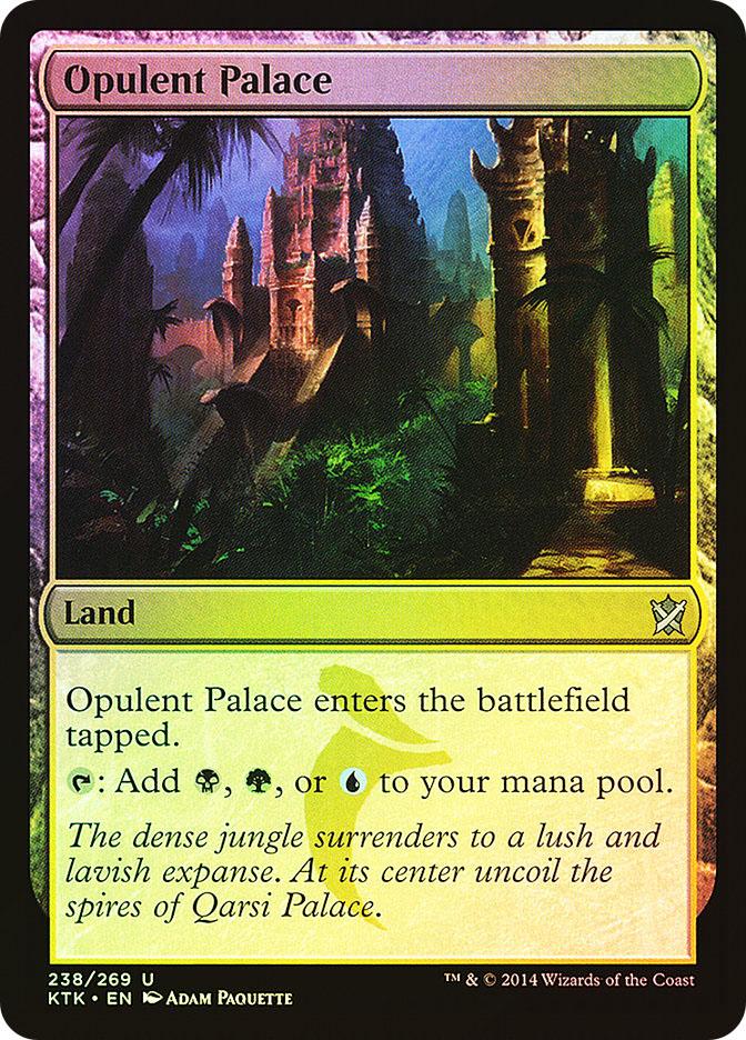 Opulent Palace