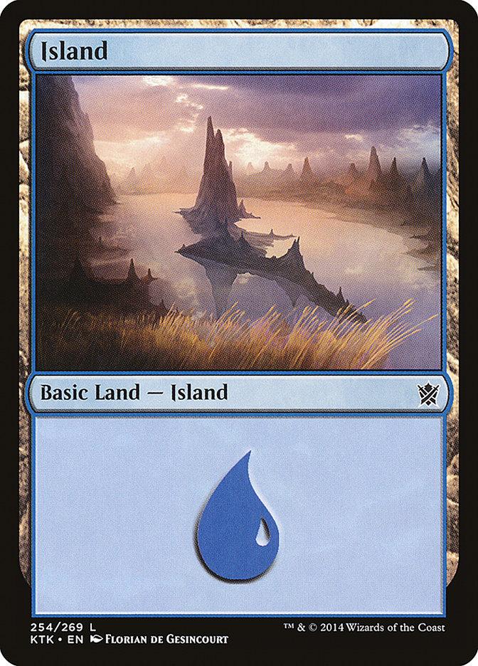 Island (#254)
