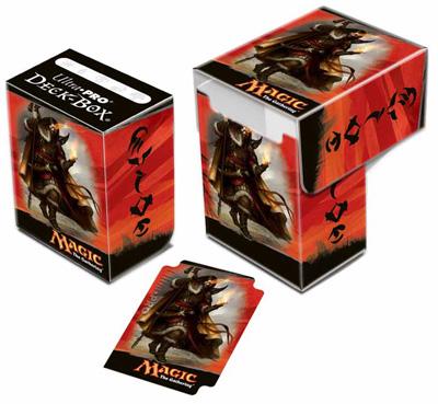 Ultra Pro Magic Deck Box - Khans of Tarkir - Sarkhan, the Dragonspeaker