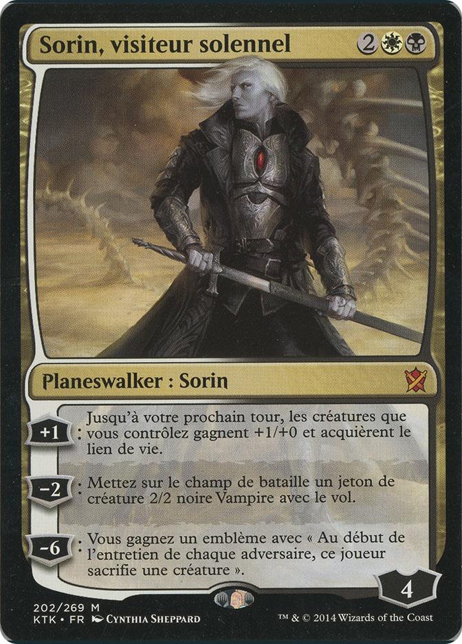 Sorin, Solemn Visitor (Khans of Tarkir)