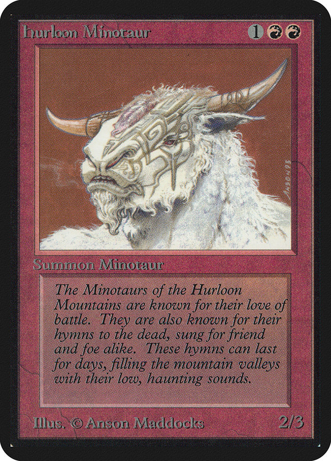 Hurloon Minotaur