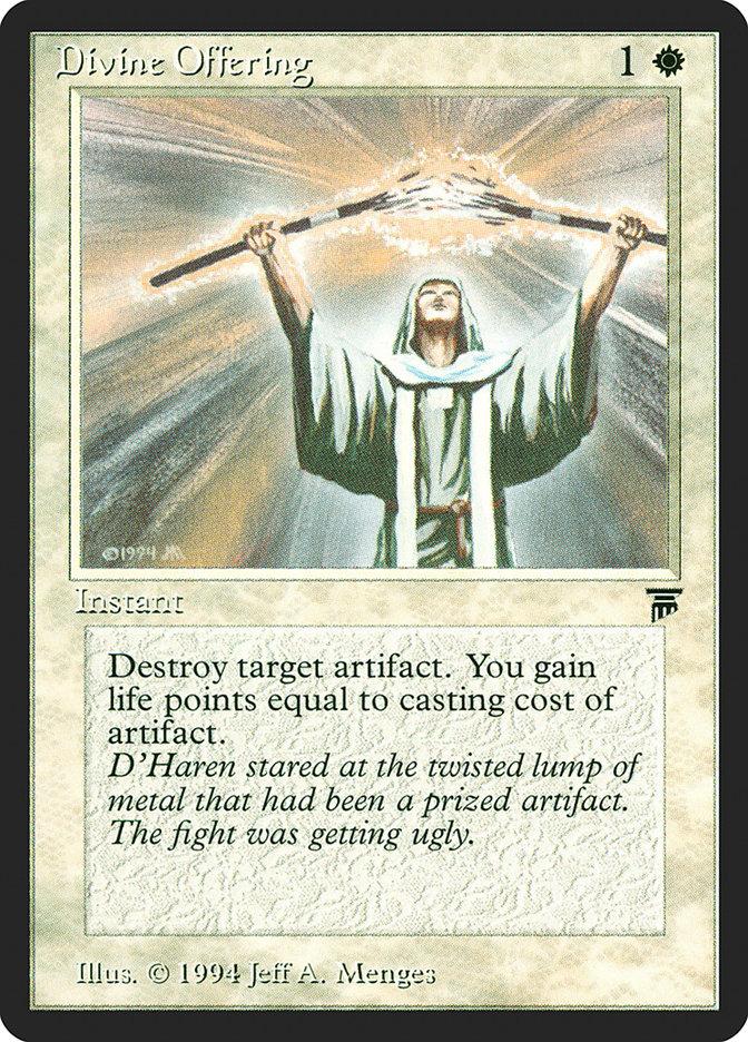 Divine Offering