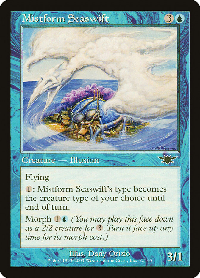 Mistform Seaswift