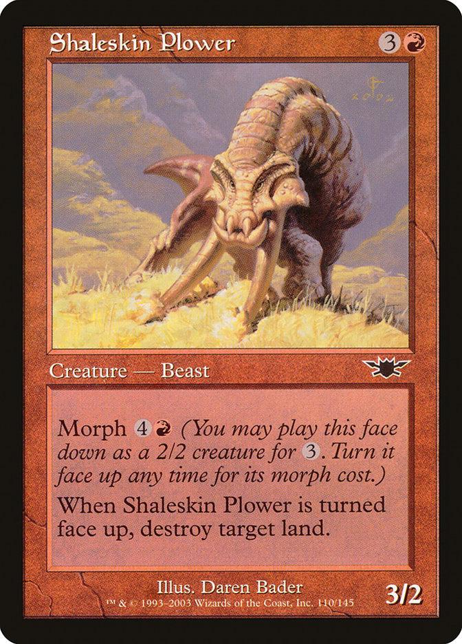 Shaleskin Plower