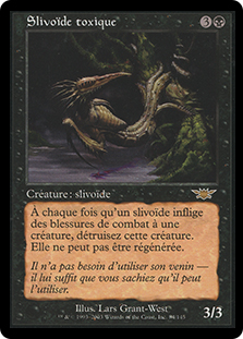 Toxin Sliver (Legions)