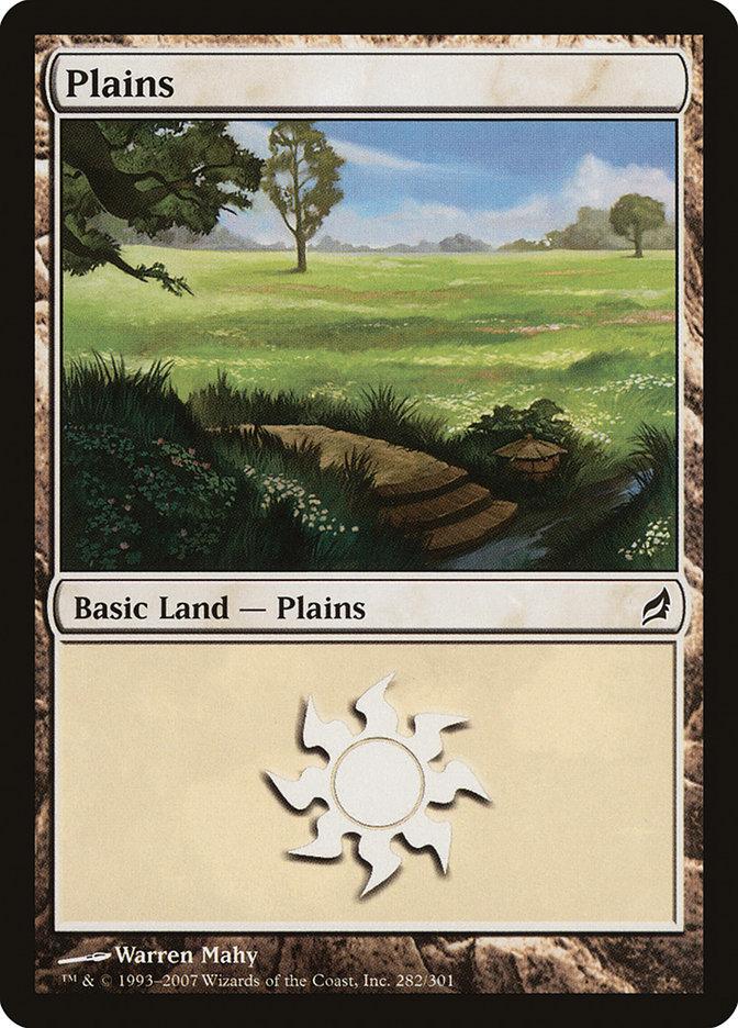 Plains (#282)