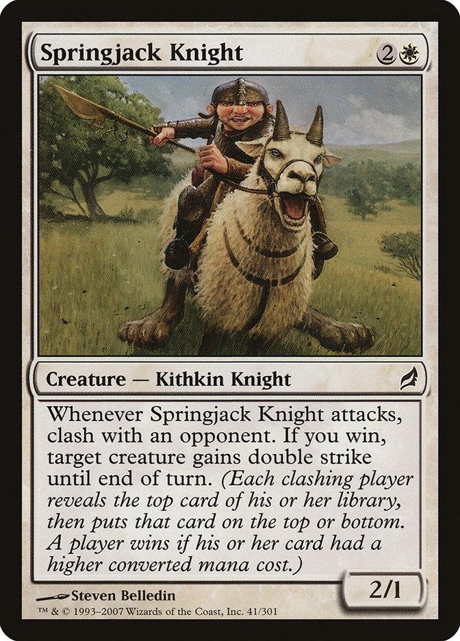 Springjack Knight
