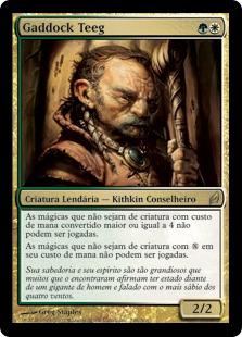 Gaddock Teeg (Lorwyn)