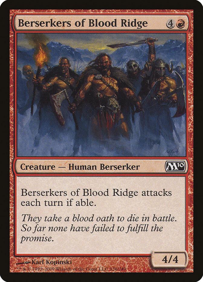 Berserkers of Blood Ridge