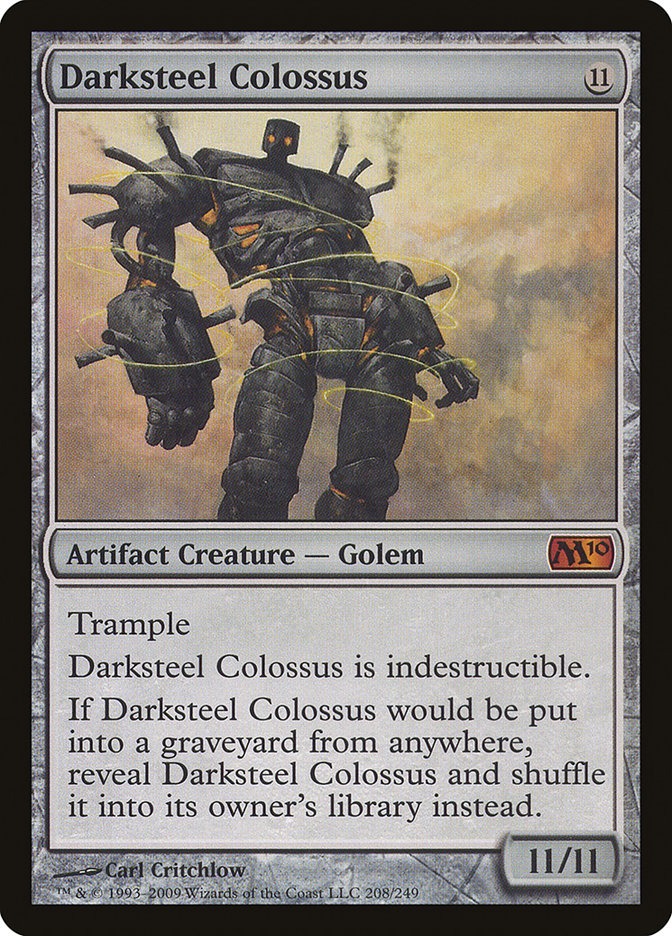 Darksteel Colossus