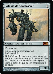 Darksteel Colossus (Magic 2010)