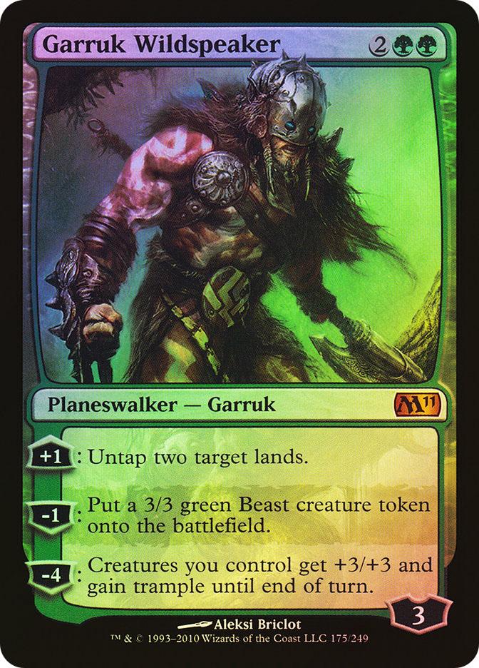 Garruk Wildspeaker