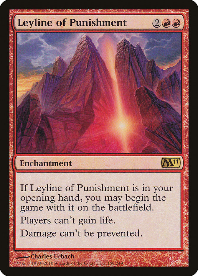 Leyline of Punishment
