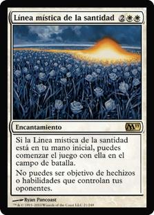 Leyline of Sanctity (Magic 2011)