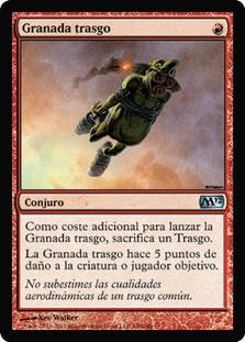 Goblin Grenade (Magic 2012)