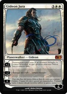 Gideon Jura (Magic 2012)