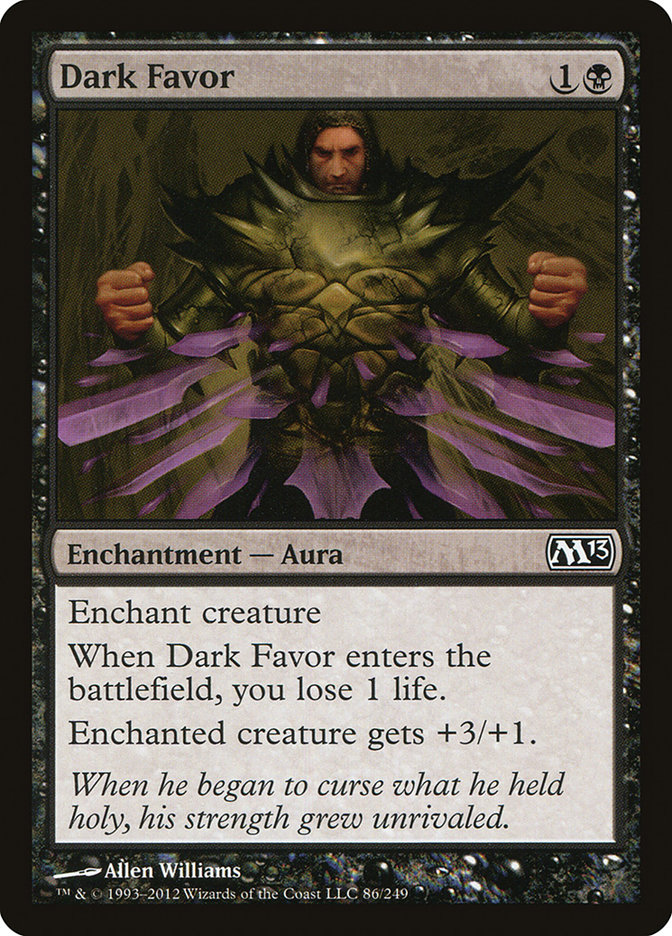 Dark Favor