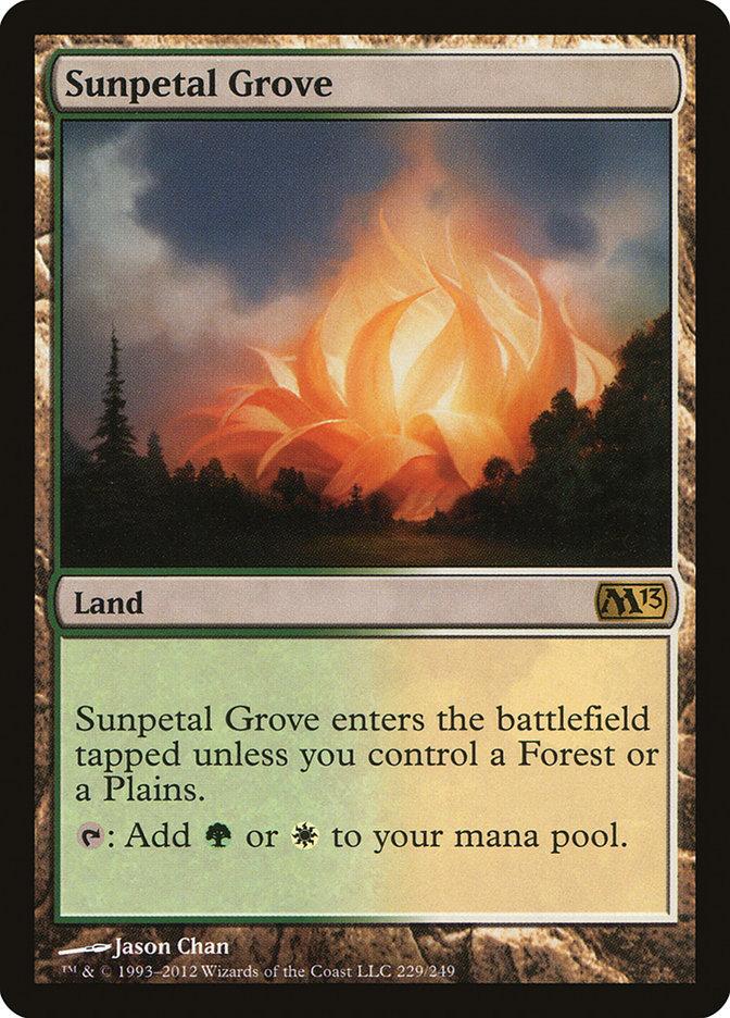 Sunpetal Grove