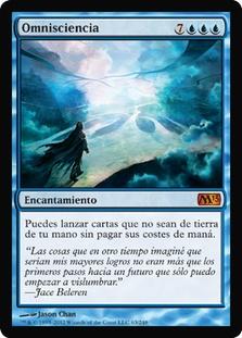 Omniscience (Magic 2013)