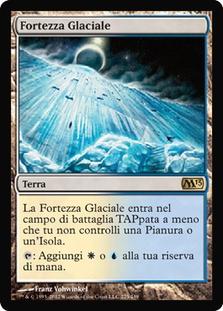 Glacial Fortress (Magic 2013)