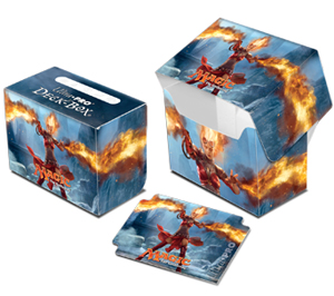 Ultra Pro Magic Deck Box - 2014 Core Set  - Flames of Chandra