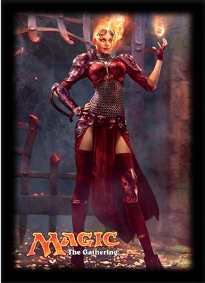 Ultra Pro Magic Sleeves - 2014 Core Set - Orb of Chandra