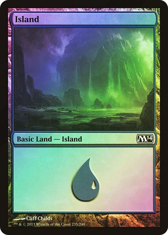Island (#235)