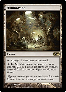 Mutavault (2014 Core Set)