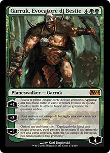 Garruk, Caller of Beasts (Magic 2014)