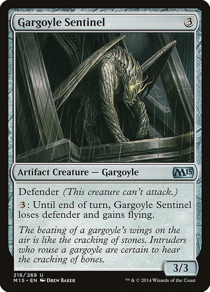 Gargoyle Sentinel