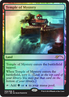 Temple of Mystery (Magic 2015 Clash Pack)