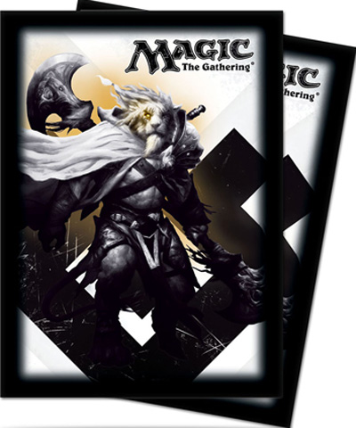 Ultra Pro Magic Sleeves - 2015 Core Set - Ajani Steadfast