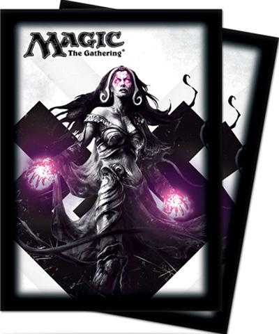 Ultra Pro Magic Sleeves - 2015 Core Set - Liliana Vess