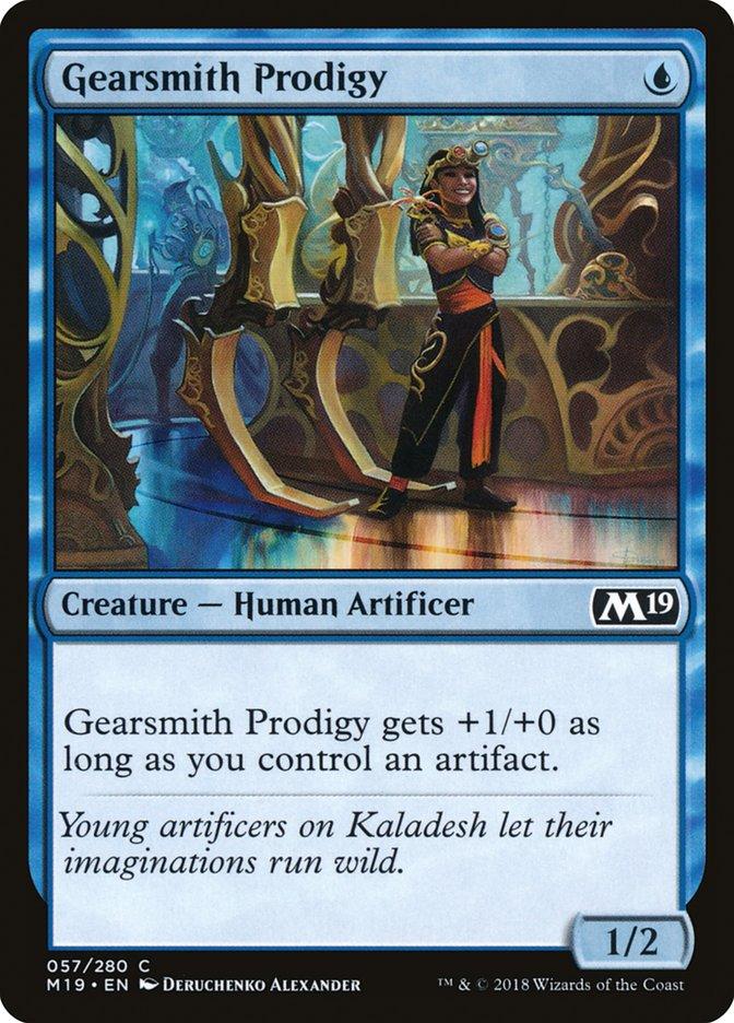 Gearsmith Prodigy