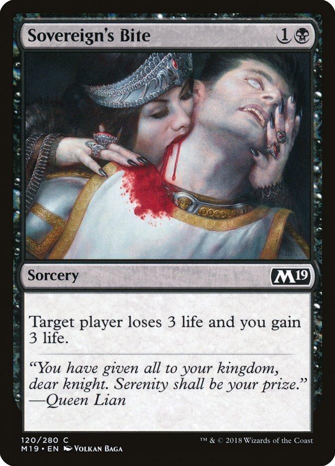 Sovereign's Bite