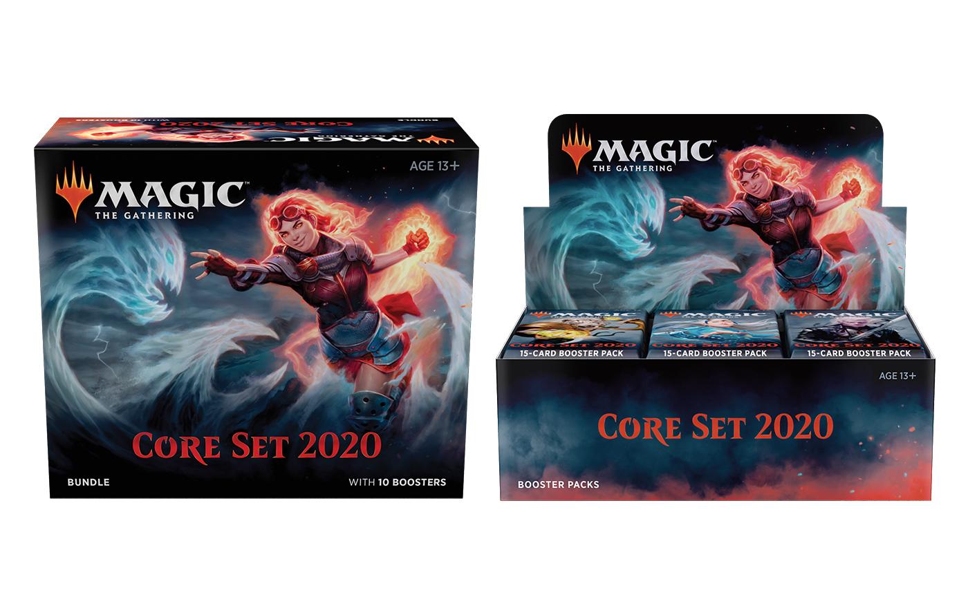 Core Set 2020 Combo Pack