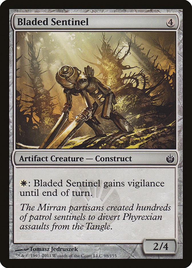 Bladed Sentinel