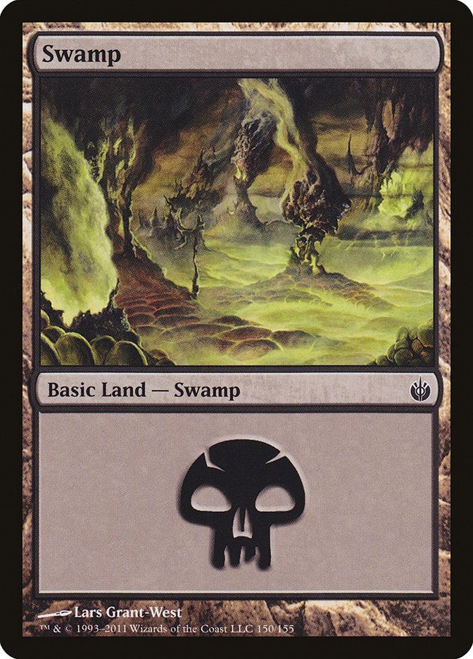 Swamp (#150)