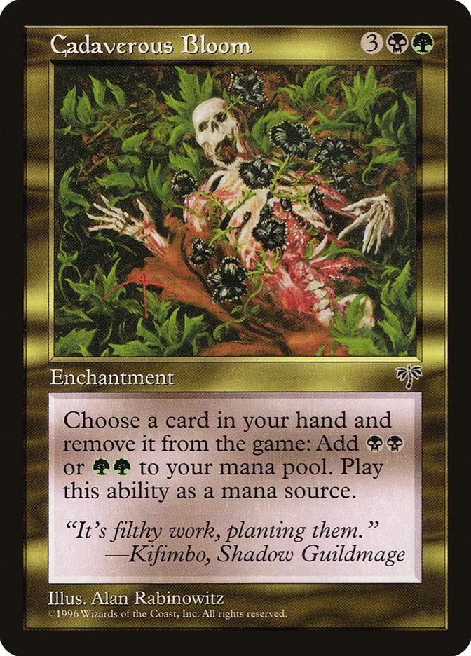 Cadaverous Bloom