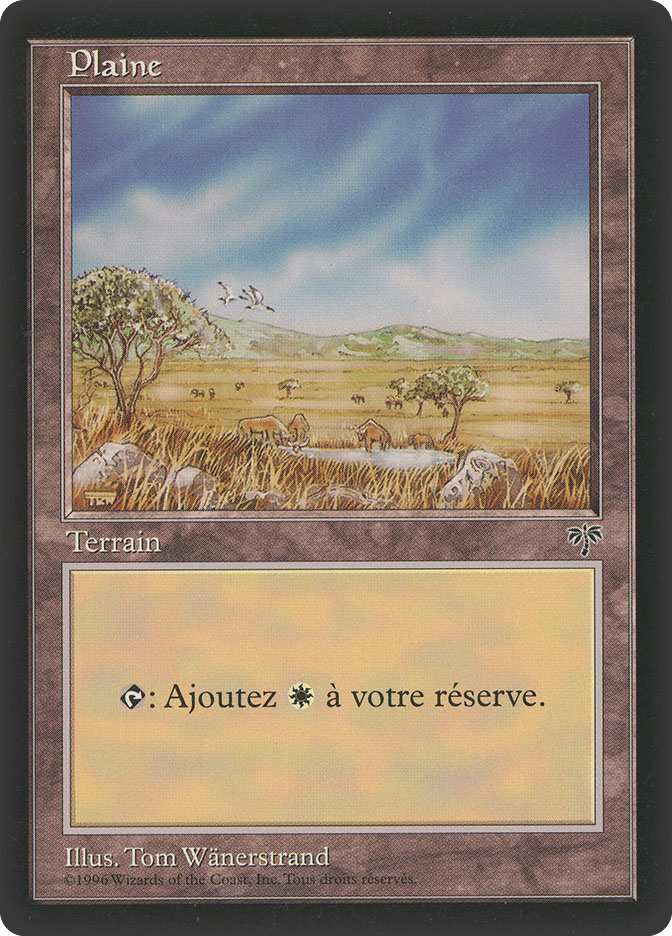 Plains (D) (Mirage)
