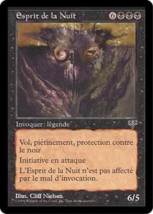Spirit Of The Night (Mirage)