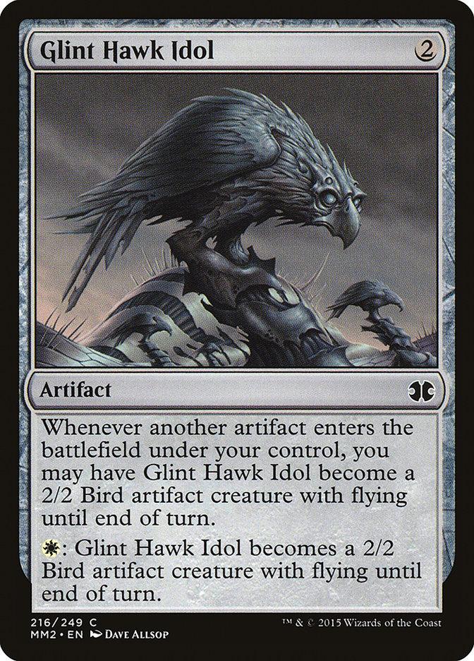 Glint Hawk Idol