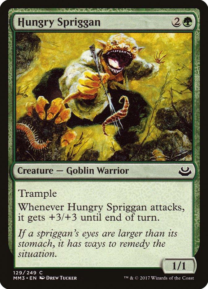 Hungry Spriggan