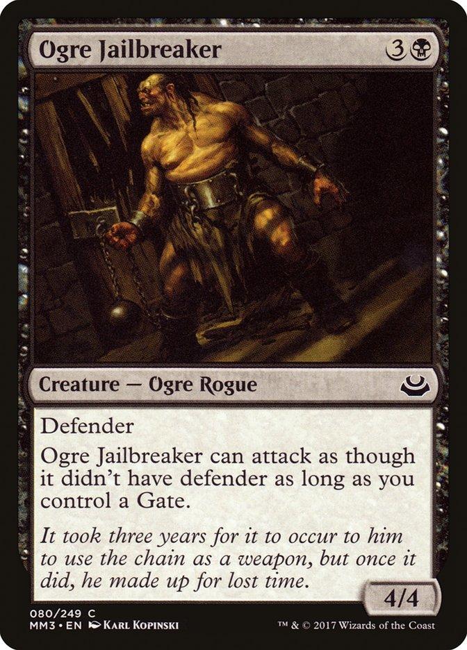 Ogre Jailbreaker