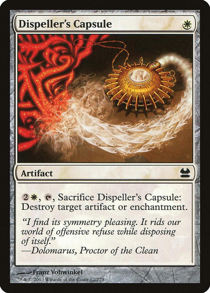 Dispeller