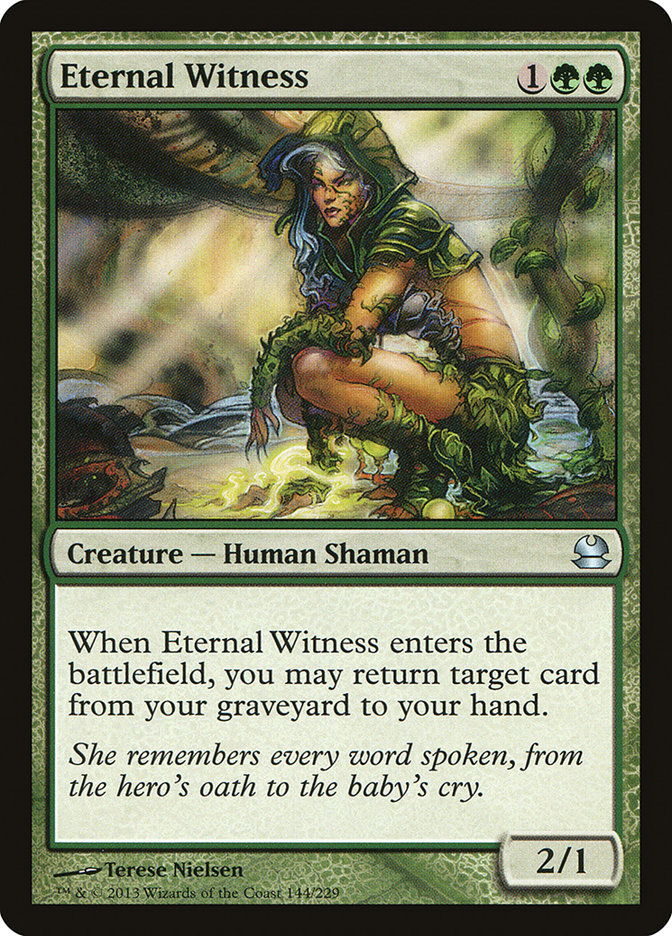Eternal Witness