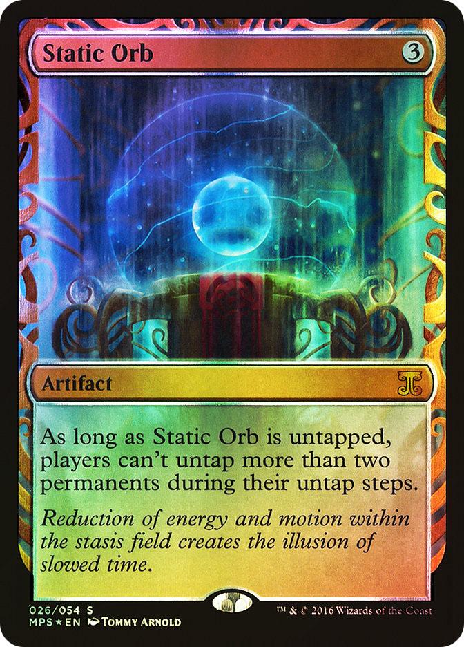 Static Orb