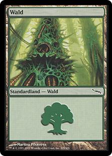 Forest (#305) (Mirrodin)