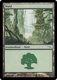 Forest (#306) (Mirrodin)